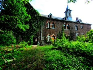 le monastère antoinette