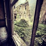 monastère abandonné