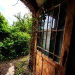 Photo du monastère antoinette abandonné à Amay