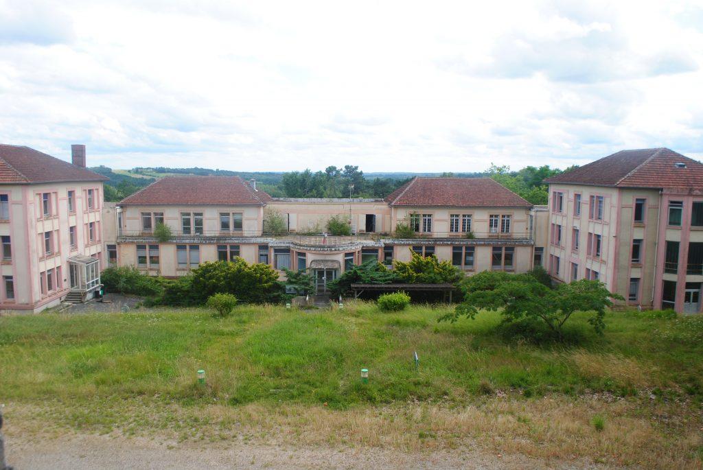 Sanatorium Eugène Aram